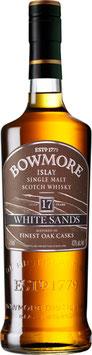 Bowmore White Sands 17 Jahre 0,7l 43%