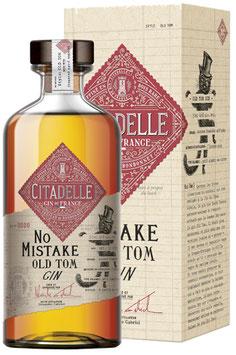 Citadelle No Mistake Old Tom Gin 0,5L (46% Vol.)