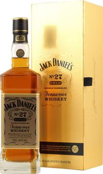 Jack Daniels No. 27 Gold 0,7l 40%