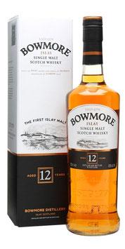 Bowmore 12 Yo. 40% 70 cl.