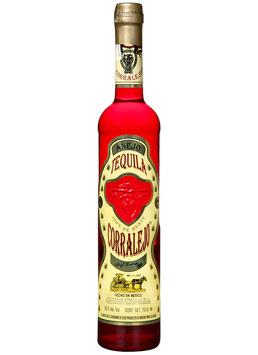 Tequila Corralejo Anejo Seguin M.Limousin Oak (rød) 38% 70cl