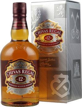 Chivas Regal Whisky 12 YO 1,0 LITER