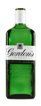GORDON'S SPECIAL DRY LONDON GIN GREEN BOTTLE 0,7L (37,5% VOL.)
