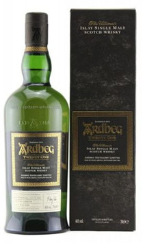 Ardbeg Twenty One 0,7l 46 %