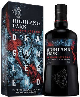 HIGHLAND PARK DRAGON LEGEND + GB