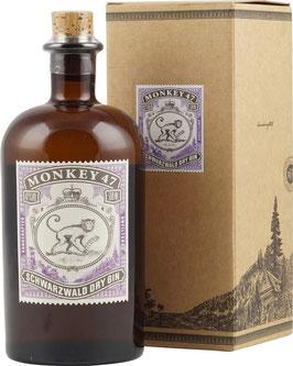 Monkey 47 Dry Gin 0,5l in Gaveæske