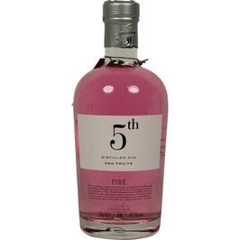 5th Gin Fire 0,7L (42% Vol.)