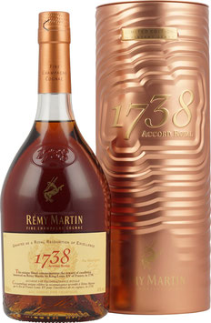 Remy Martin 1738 Accord Royal XO 0,7 Liter 40 % Vol.