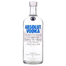 Absolut Vodka 1,0L (40% Vol.)