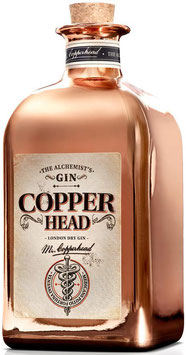 Copperhead The Alchemists Gin 0,5l 40%