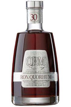 Ron Quorhum 30 Aniversario Solera 40% 70cl - Rom fra Den Dominikanske Republik
