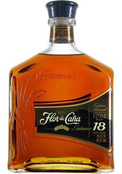 FLOR DE CANA CENTENARIO 18 YO RON 0,7L