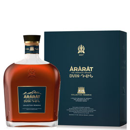 ArArAt Dvin NEW RANGE - 0,7 l Collection Reserve