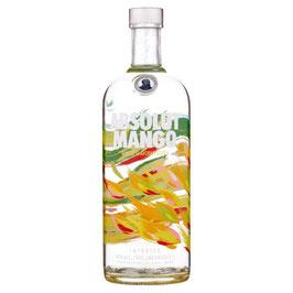 Absolut Mango 1,0 L (40% Vol.)