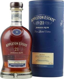 Appleton Estate 21 YO 43% 0,7l