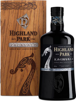 HIGHLAND PARK RAGNVALD THE WARRIOR SERIES SINGLE ORKNEY MALT WHISKY 44,6%