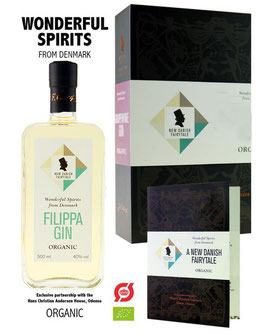 New Danish Fairytale Filippa Gin Organic
