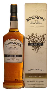 Bowmore Gold Reef 1,0l 43%