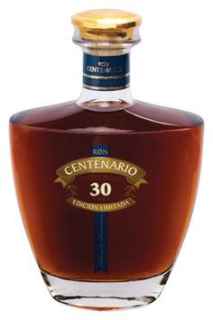 Ron Centenario 30 YO Edicion Limitada 40% 0,7l
