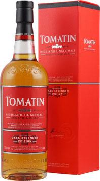 Tomatin Cask Strength Edition Batch 1 0,7l 57,5%
