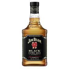 JIM BEAM BLACK LABEL WHISKEY 0,7L (43% VOL.)