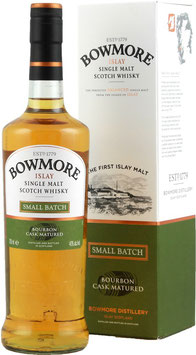 Bowmore Small Batch Whisky 0,7l 40%