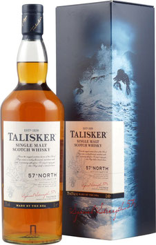 Talisker 57° North Skye Single Malt Scotch Whisky 1,0l