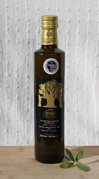 Extra natives griechisches Olivenöl vom Berg Athos (Kloster Monoxilitis), 500ml