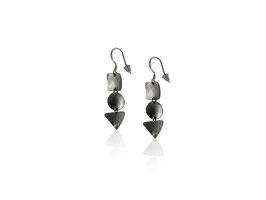 MATERIKA pendant earrings