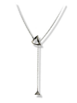 MATERIKA necklace triangle