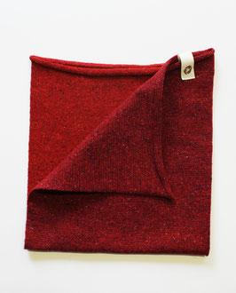 Ganzo Rilana – lana rigenerata: Rosso/Ciliegia