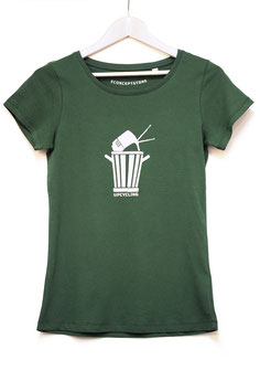 "T SHIRT ""UPCYCLING""  WOMAN"