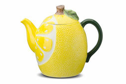 """Théière """" citron frais """""""