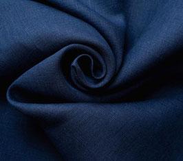 Leinenhose - marineblau