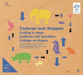 Rolf Originals -  Codierung mit Schritten