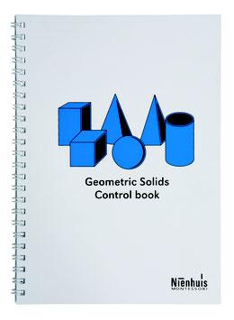 Geometric Solids Control Book (ENGLISCHE VERSION)