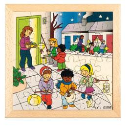 Puzzles Feierlichkeiten, St. Martin Format: 28 x 28 cm, jeweils 36 Teile