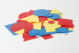 Dreiecken, Kreise und Quadrate: Inhalt