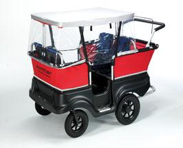 Regenschutz für Turtle Kinderbus 8900802 & 8901802