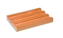 Bleistiftständer aus Naturholz