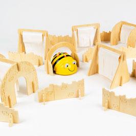 Hindernisparcours für Bee-Bot