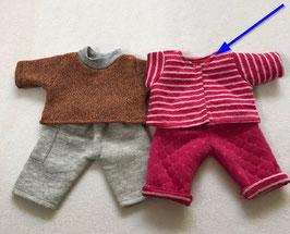 Bekleidung für Puppengröße 30 cm