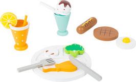 Spiel-Set Mittagspause