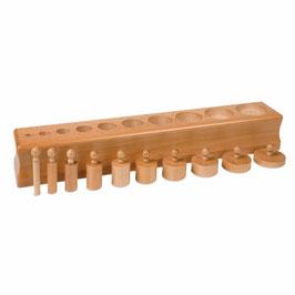 Block mit Zylindern 3