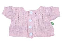 RUBENS Kids Bekleidung rosa Strickjacke