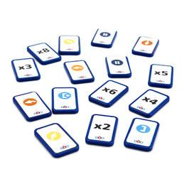 Blue-Bot® TacTile - Zusatzset