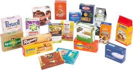 Markenprodukt-Faltschachteln für Kaufladen