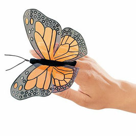 Fingerpuppe  Monarch-Schmetterling