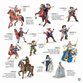 Historische Figuren B