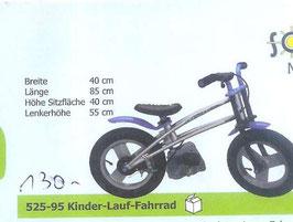 Kinder-Lauf-Fahrrad Sommer Mobil + Helm